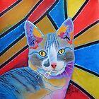CAT  by Marilia Martin