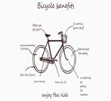 Bicycle Benefits by faidra