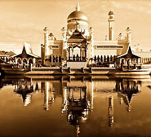 HISTORIC MOSQUE by NICK COBURN PHILLIPS