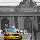New York Taxi by dgscotland