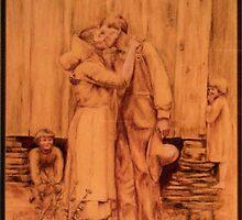 """Ancestors in Love"" by lynnpalmer"