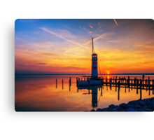 ~Sunset X~ Canvas Print
