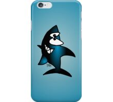 Smiling Shark iPhone Case/Skin