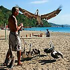 The Man and the Seabirds 3 by Turtle6
