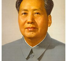 Chairman Mao by Jeff Vorzimmer