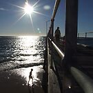 as the sun sets - port noarlunga, south australia by BreeDanielle