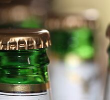 Beer Bottle Bokeh by Fizzgig7