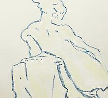 marble sculpture by donnamalone