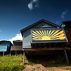 A Hut Full of Sunshine by Andy Freer