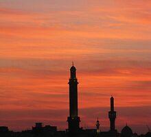 minarets by rkngel23