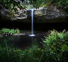 Lower Kalimna Falls by Mieke Boynton