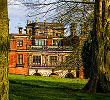 Keele Hall by David J Knight