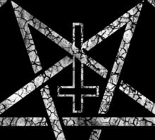 Satansbraten (german version) Sticker Sticker