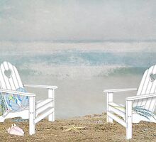 Seashore Seats by Maria Dryfhout