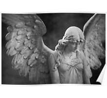 Solitary Angel Poster