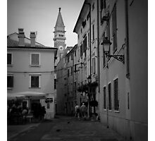 Piran Photographic Print