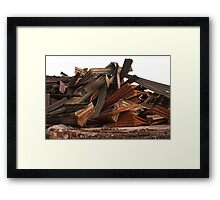 Ribbons Unwrapped 3749 Framed Print