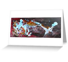 Flooded Plains - Magnificence Greeting Card