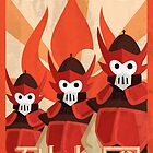 Fire Nation Propaganda by donutplains