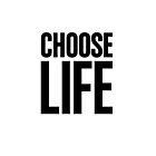 Choose Life Case by Juan Cervantes