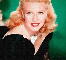 GINGER ROGERS by Terry Collett