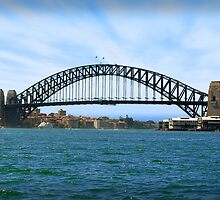 Sydney Harbour Bridge by Darren Speedie