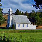 Country Church by James Brotherton