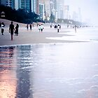 Gold Coast Queensland by Fun Kitten Studios