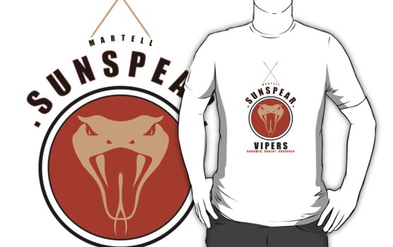 House Martell Sports Badge by liquidsouldes
