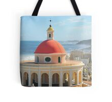 Old San Juan, Puerto Rico Dome Tote Bag