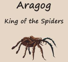 Aragog - King of The Spiders by eggnog