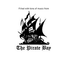 Thanks, Pirate Bay! by erndub