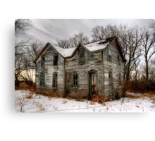Wilkinson Homestead Canvas Print