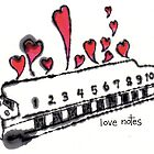 Love Notes by dosankodebbie