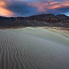 Eureka Dune Sunset by Nolan Nitschke
