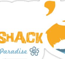 Lee Loo's Surf Shack Sticker