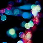 Vintage Bokeh Lights by Fun Kitten Studios