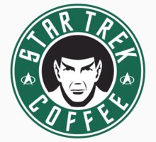 Star Trek Coffee by hunekune