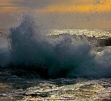 Wind in the Waves by Shaynelee
