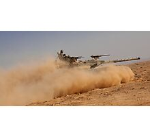 Merkava Mark II Photographic Print