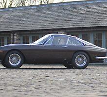 Steve McQeens Ferrari by James D