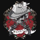 Guns with Roses by TowlerArt