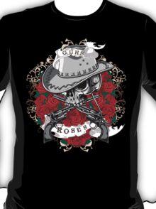 Guns with Roses T-Shirt