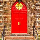 CHURCH DOORS by RGHunt