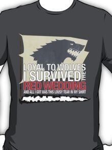Dances with Dying Wolves T-Shirt