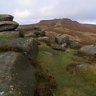 Burbage Moor Towards Higger Tor by Duncan Payne