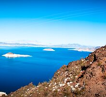 Lake Mead by Crystal Philbrook