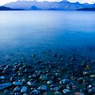 Manapouri - South Island - New Zealand by Paul Davis