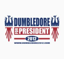 Dumbledore for President 2012 by jcalvinded