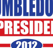Dumbledore for President 2012 Sticker